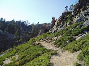 GCW Five Lake Creek Trail