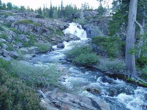 GCW Picayune Creek Waterfall